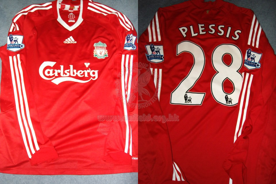 Additions to the Liverpool Shirts Museum - Page 5 LFC0809HOMELS28