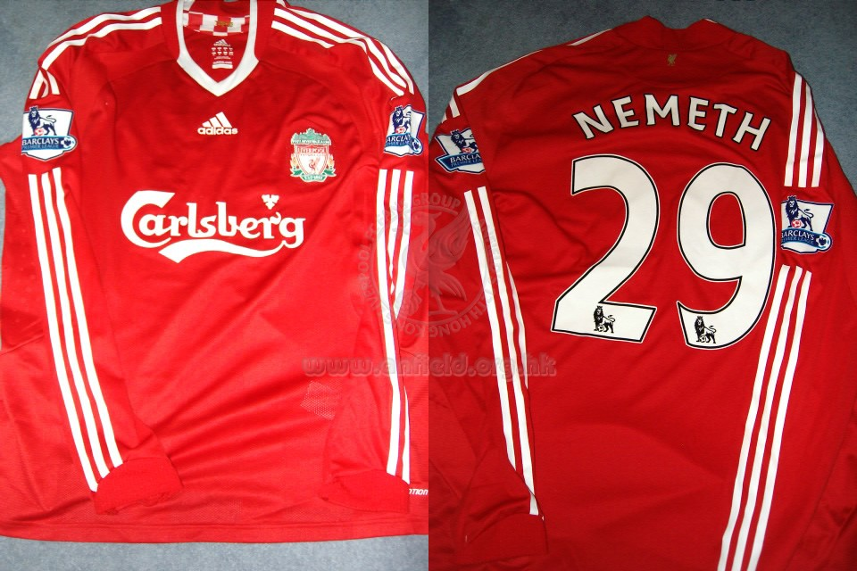 Additions to the Liverpool Shirts Museum - Page 5 LFC0809HOMELS29